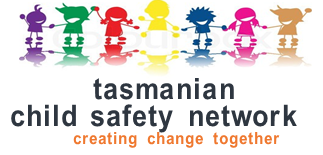 Tasmanian Child Safety Network logo