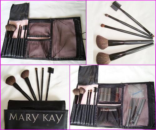 Bolsa Dourada Mary Kay : Beleza rara janeiro