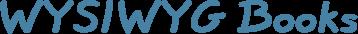 WYSIWYG Books