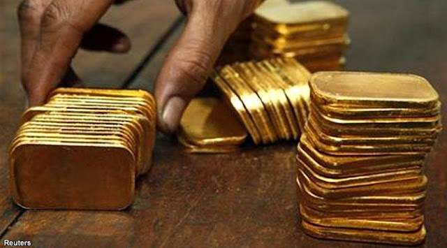 Investasi emas syariah