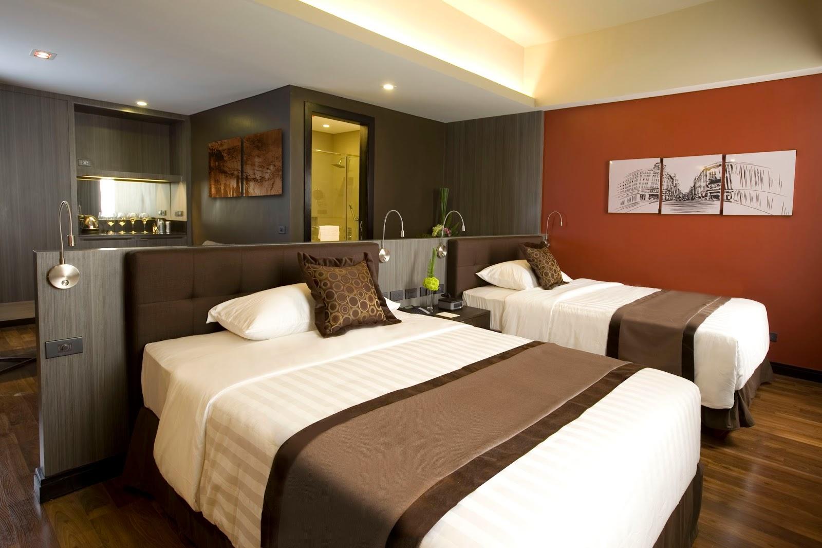 City Suite F1 Hotel Manila