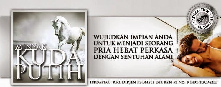 Minyak Kuda Putih