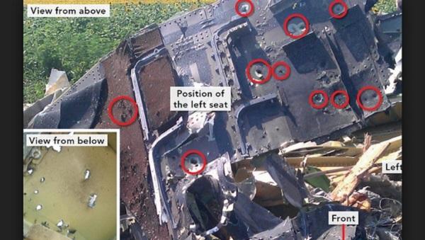 Laporan Teknikal Tragedi MH17 Boleh Bantu Dakwa Dalang Kejadian