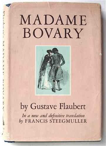 essay about madame bovary