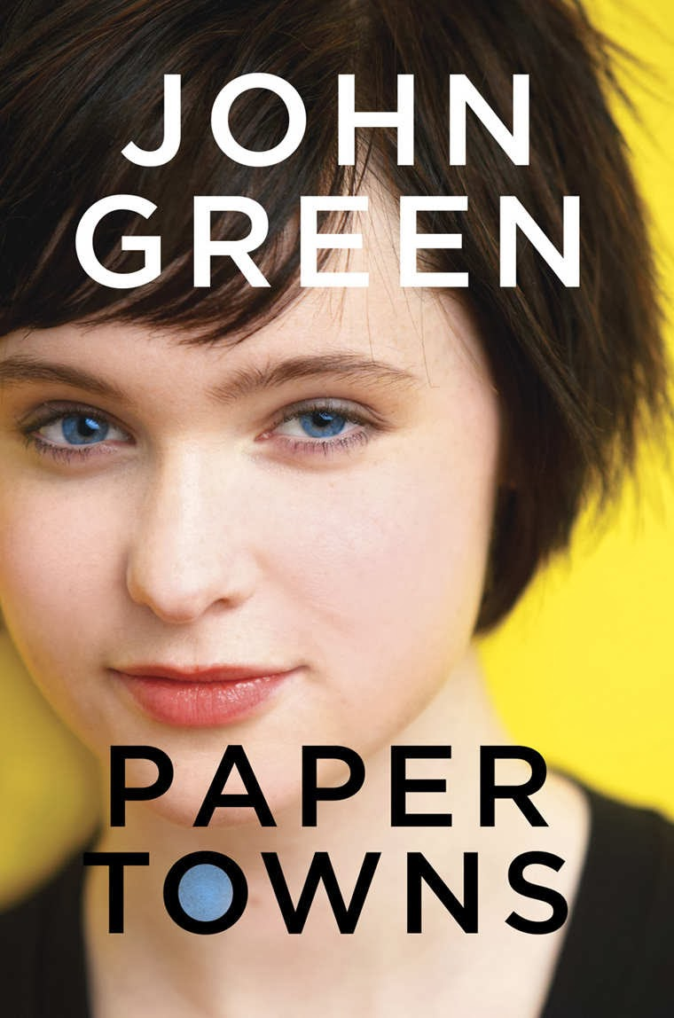 Join told Paper towns john green final, sorry