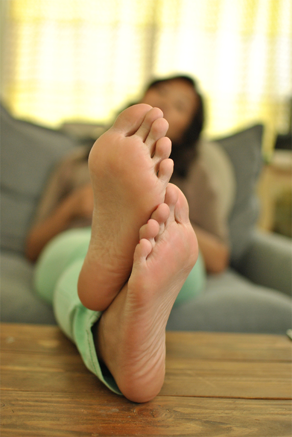 smooth feet