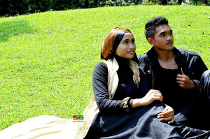 couple shoot at klcc