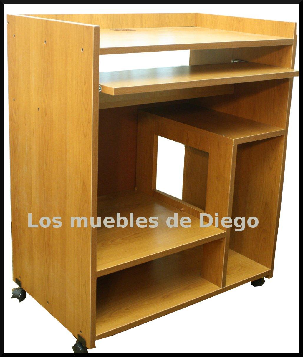 Escritorio para pc los muebles de diego - Muebles para pc de escritorio ...