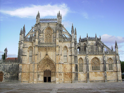 Gothic buildings 4