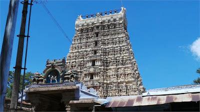 Papanasam Shiva Temple Tirunelveli