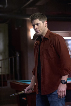 "Supernatural 10x17 ""Inside Man"""