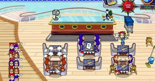Diner Dash®: Flo on the Go - Free Downloadable Games and