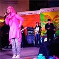 (10-Otk-2013) Perform Fatin Shidqia di Mal Pekanbaru