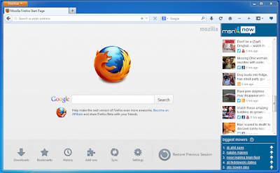 Download Firefox Terbaru Versi 38.0.5 BETA 3