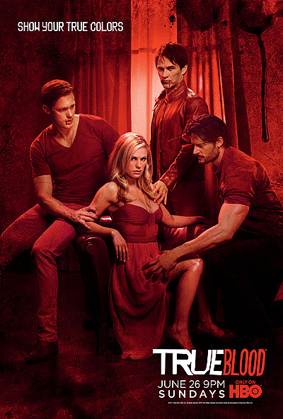 Posters of True Blood Season 4