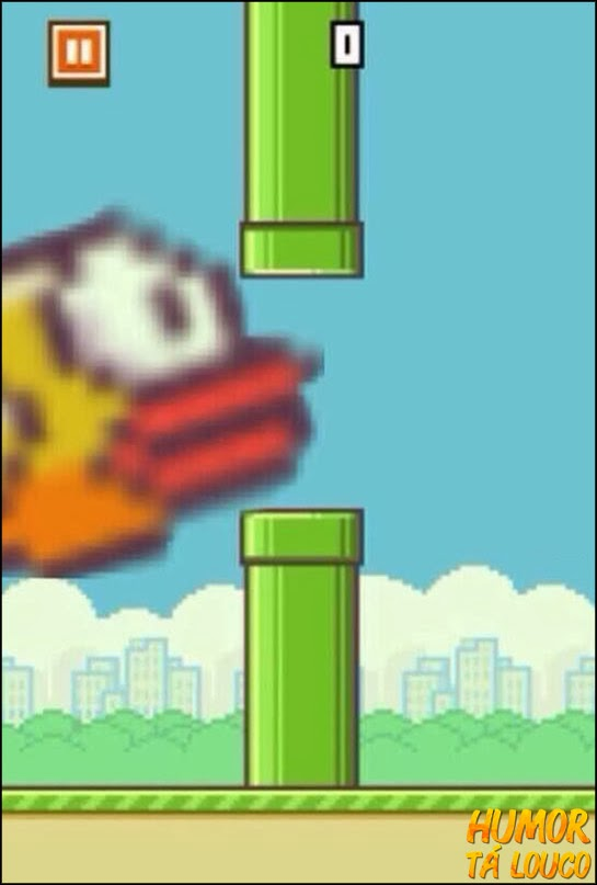 Flappy Bird humor