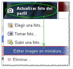 Editar foto de perfil Facebook MasFB