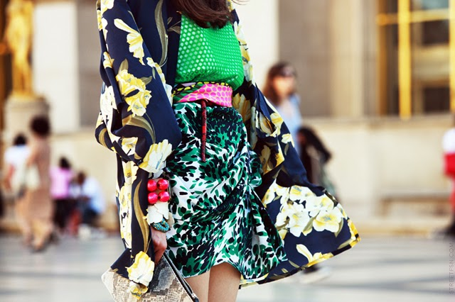 Trends 2015 Inspiration: Floral Print