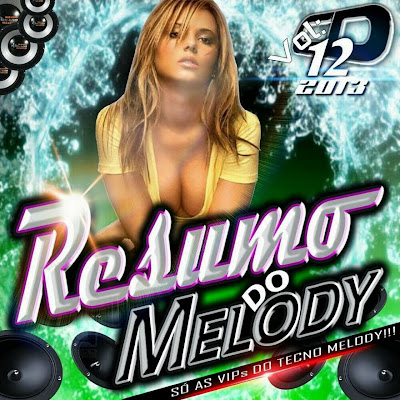 CD RESUMO DO MELODY VOL.12