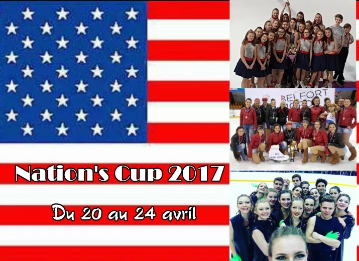 Cagnotte Nation Cup 2017