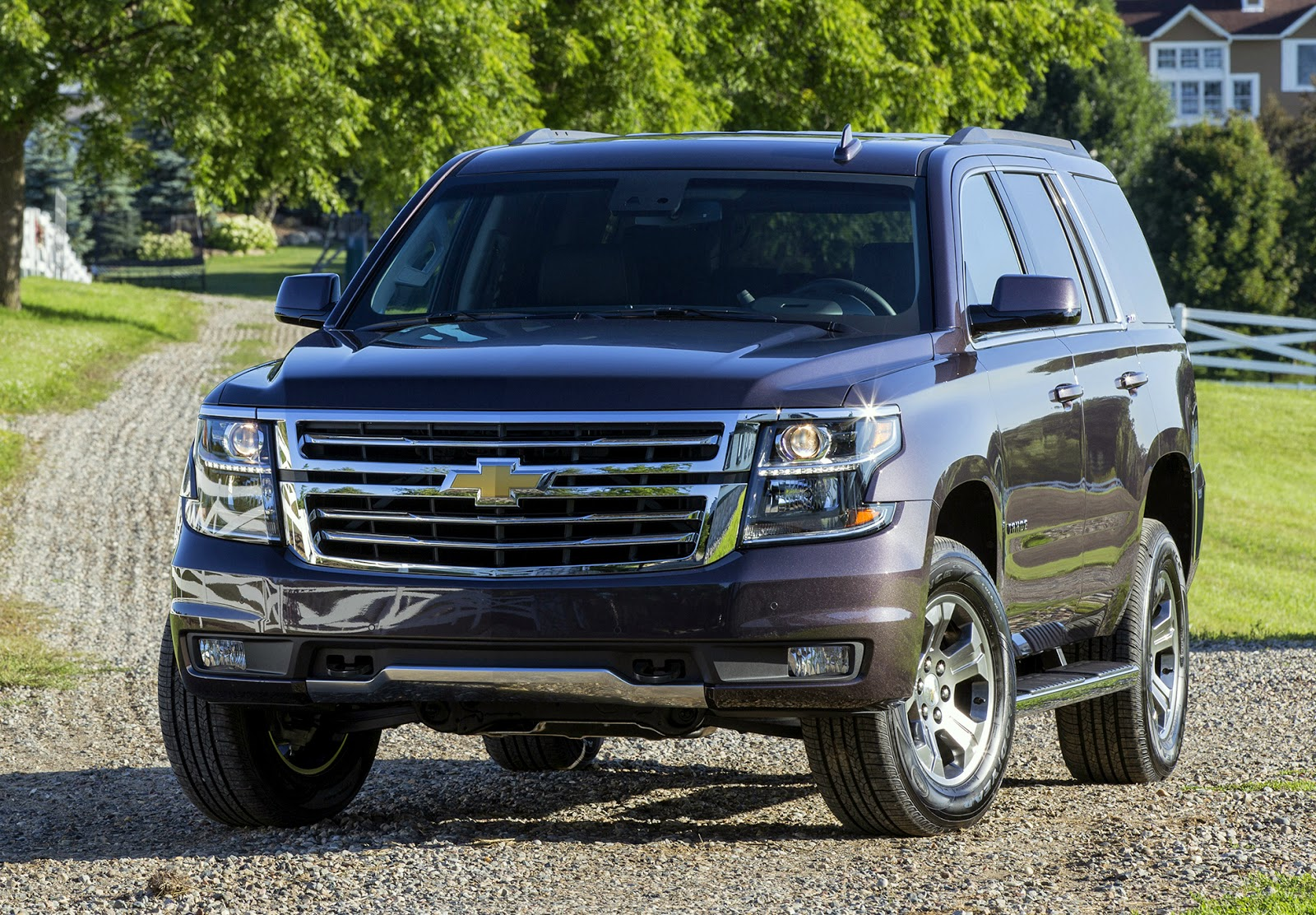 2015 chevrolet tahoe and suburban get the z71 treatment