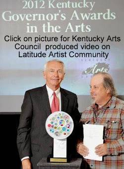 Click on pic for Kentucky Arts Council video on Latitude