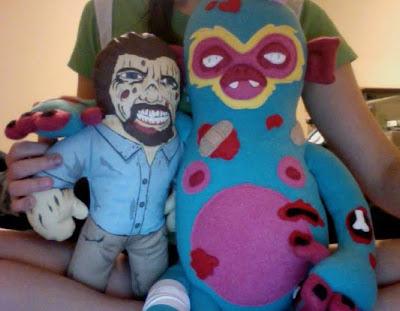 Denn Rodriguez Zombie Monkey