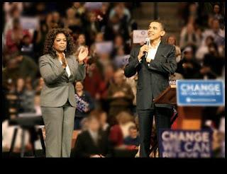 Orang sukses dunia Oprah Winfrey