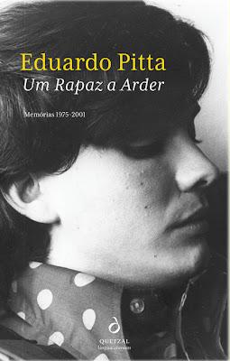 Um Rapaz a Arder, Eduardo Pitta, Retrato de um rapaz flamejante