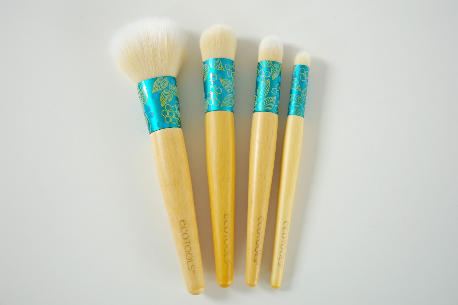 New EcoTools makeup brushes & a hairbrush, beauty, brushes, EcoTools, hair, make up, review, EcoTools Complexion Collection, Mattifying Finish Brush, Skin Perfecting Brush, Eye Perfecting Brush, Correcting Concealer Brush, EcoTools Ultimate Air Dryer