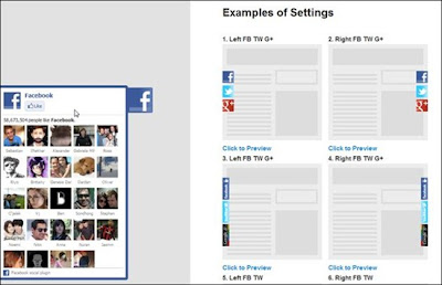 Facebook Likebox Slider for WordPress