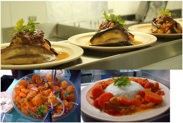 Antarctica via new zealand and chile antarctic food for Antarctica cuisine