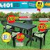 A101 Plastik Masa ve Sandalye - A101 5 Haziran 2014 Aktüel Ürünler