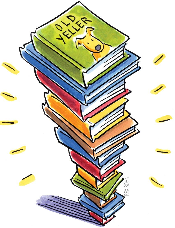 Book Sale Starts Thursday