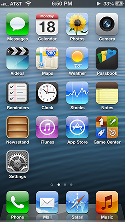 iOS 6 old version