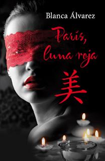 Blanca Álvarez.- París, Luna Roja