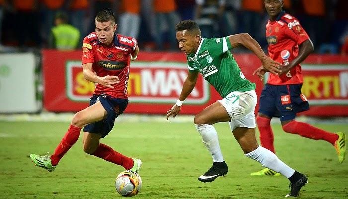 Medellin vs Deportivo Cali en vivo