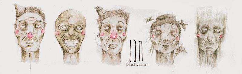 Jan Vallverdú Il·lustracions