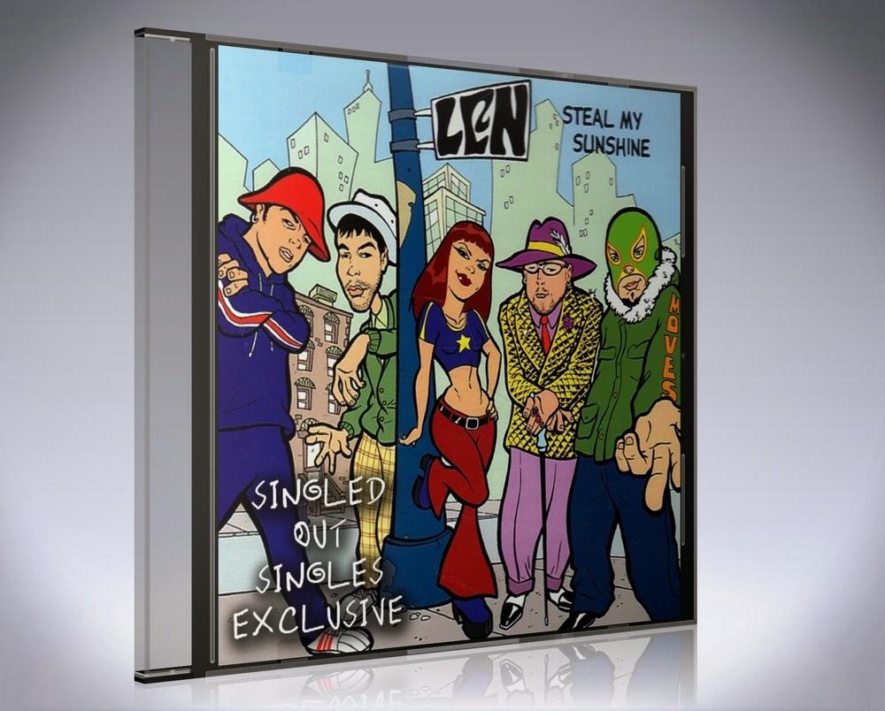 download lagu len steal my sunshine