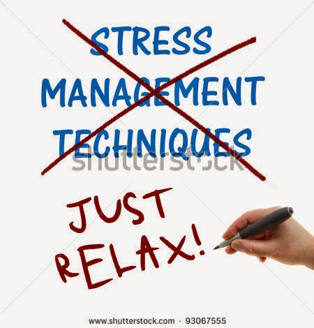 How to control stress essay