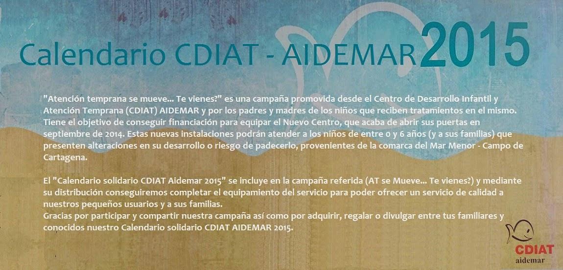 Calendario CDIAT - AIDEMAR