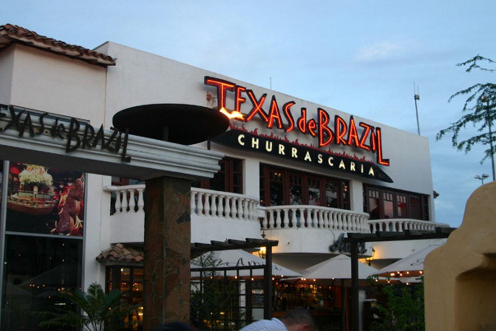 Texas de brazil discount coupon