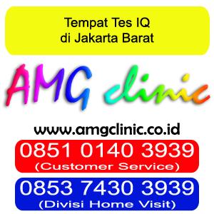Tempat Tes IQ di Jakarta Barat