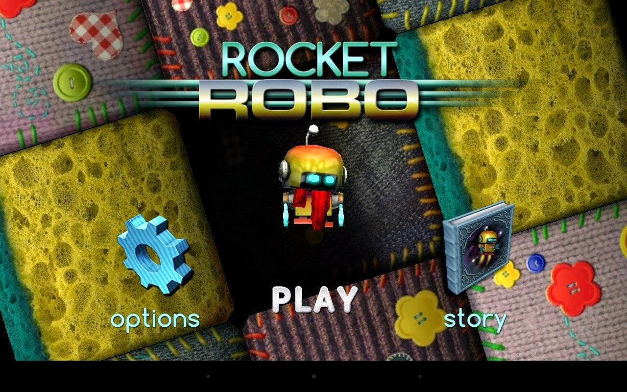 Juega Rocket Robo