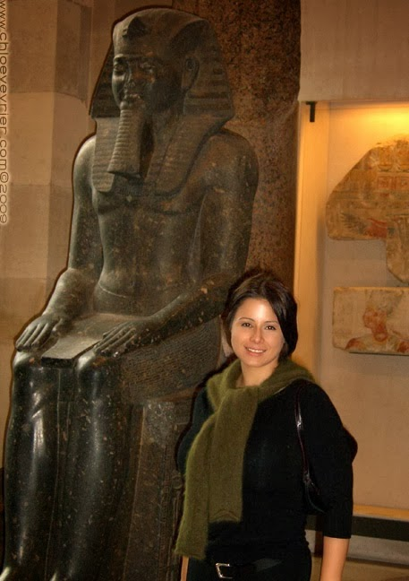 SUPER SHOGUN: CHLOE VEVRIER WALK LIKE AN EGYPTIAN