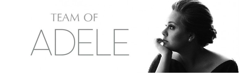 TeamOfAdele - Your best source for everything Adele.