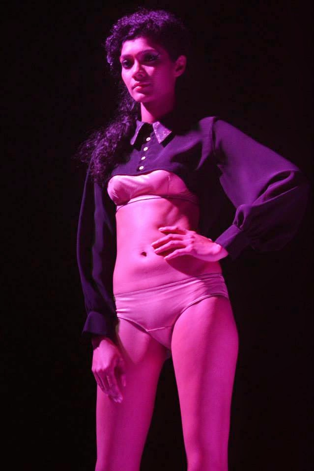 Trinisha Suzzette Collas panty