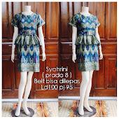 Dress Batik Solo DB 5094 Harga Reseller : Rp 85.000,-