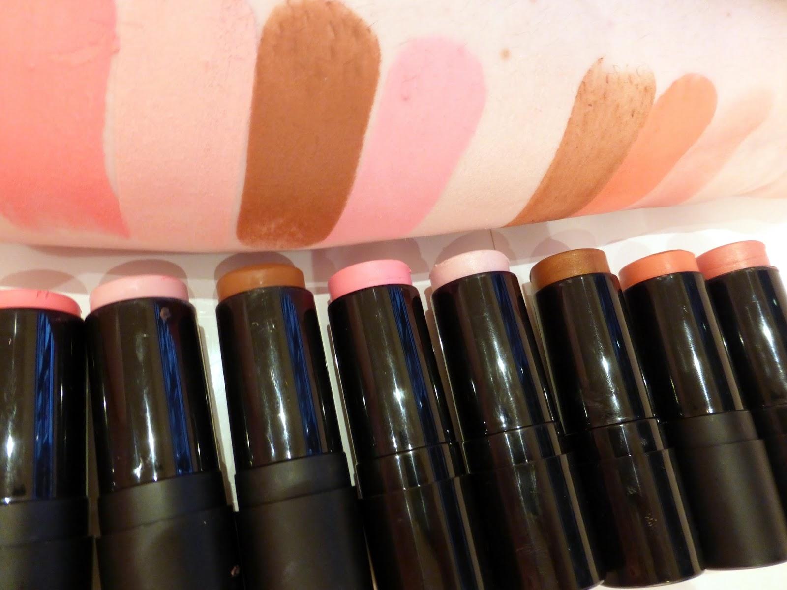 makeup revolution, the one blush sticks