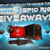 Win an MSI Gaming Rig and SteelSeries Gaming Gear from GameX Giveaway promo!